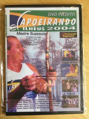 Capoeirando Ilheus 2004 Mestre Suassuns