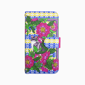 Smartphone case -Sunnyday during the rainy season-ミラー&チェーン付きタイプ