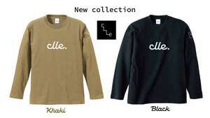 cLLe New Logo Long Tee