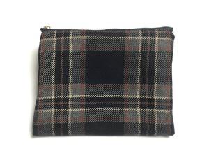 【 Re:n 】Taslan check pouch