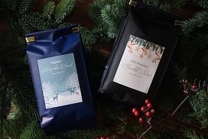 レターパックでお届け冬限定 自家焙煎COFFEE豆 ホリデーセット