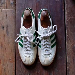 1980s Adidas UNIVERSAL Leather Sneakers / 西ドイツ製 アディダス ユニバーサル