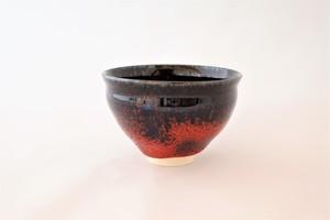 油滴天目茶盌 「神炎」 (商品番号76)