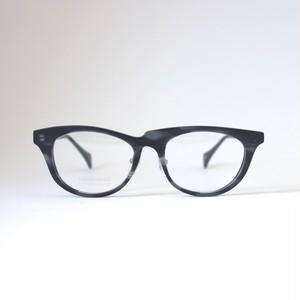 Migimigi col.150 [mat gray / black]