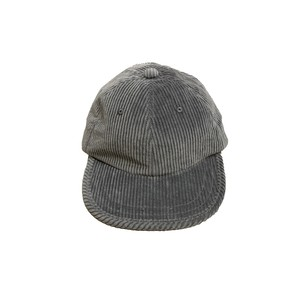 NOROLL / OUTDATED CAP -DARK GREY-