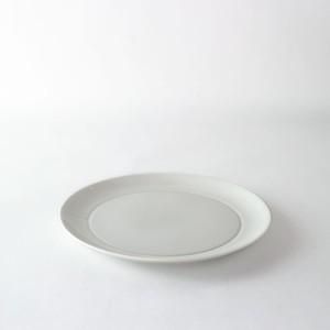 2016/ ChristienMeindertsma Plate180 φ18 x H1.7cm 有田焼 陶磁器 皿 プレート デザイナーズ ブランド シンプル  スタイリッシュ テーブルウェア オランダ 北欧