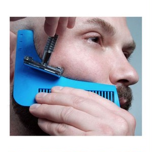 Beard Bro Beard Shaping Tool Sex Man Gentleman Beard Trim  Template hair cut hair molding trim template beard modelling  tools