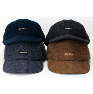 ST-20302 ST GLEN CHECK CAP