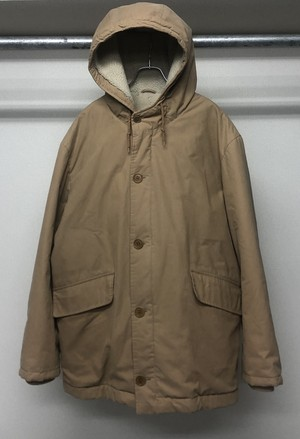 2000s HELMUT LANG MILITARY HOODED JACKET