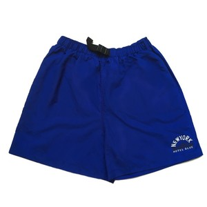 HOTEL BLUE SKYSCRAPER SHORTS ROYAL