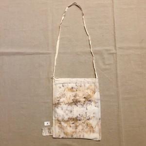 花染めサコッシュ(m.Funatabi)