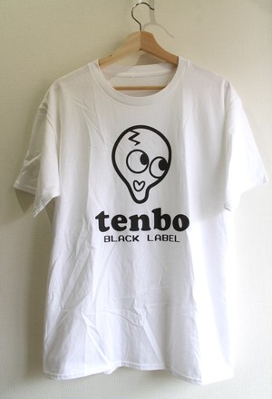 MENS Tシャツ TENBO BLACK LABEL