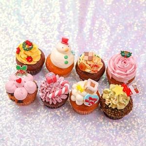 クリスマス限定カップケーキ8個セット