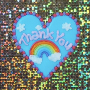 thank you(rainbow)
