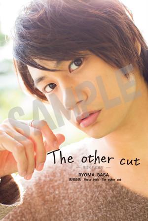 馬場良馬フォトブック「The other cut-捨てられた描写ー」
