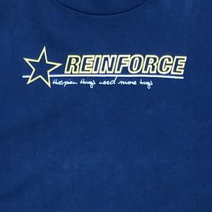 "REINFORCE ""Logo"" USED"