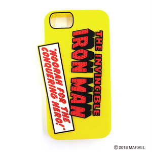 MARVEL/SILICONE iPHONE CASE/YY-M019 IM