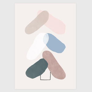 "30% OFF // Hanna Konola Poster ""Quiet Tree"""