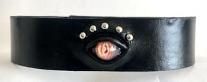 Reptilia eye choker