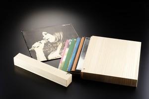 オーダーメイド桐製レコードケース 音の正倉院(20枚用)