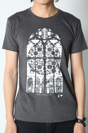 """blessed to be a blessing"" T-Shirt (Gray)"