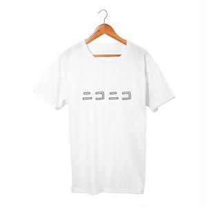 ニコニコ Tシャツ