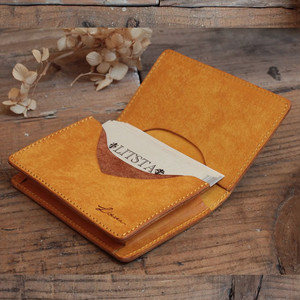 Name Card Case / YELLOW (プエブロ)