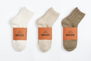 NATURAL 2P SOCKS