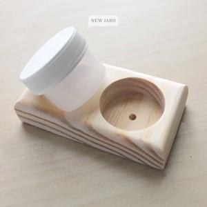 Wooden Tilted Ink Holder -AshBush- 木製傾斜付インクホルダー  アッシュブッシュ
