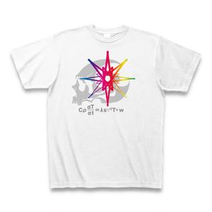 送料無料 知的なスカル/ドクロ(Skull)オリジナル メンズTシャツ