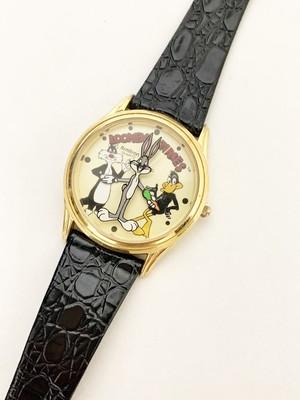 Vintage Looney Tunes Qurtz Watch ①
