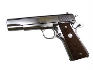 マルシン M1911A1 シルバー ABS モデルガン完成品