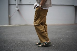 CURLY / ARDWICK WIDE TROUSERS