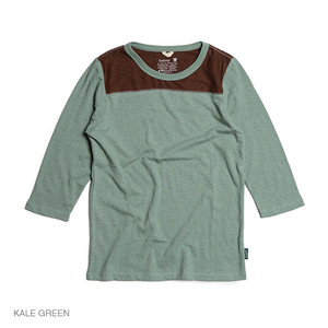 GOHEMP COMBI MULTI FOOTBALL TEE