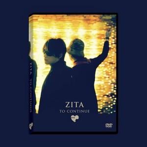 ZITA サイン入りLIVE DVD【ZITA TO CONTINUE】