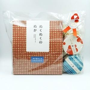【ギフト】ぬくぬくのぬか&沖縄からの贈りものお茶パック