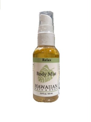 Hawaiian Bath&Body Bodymist Relax