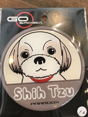 ゴーバッジ DOG  12 Shih Tzu