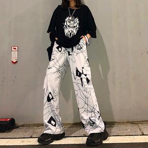 【ボトムス】個性的ファッション韓国系カジュアルパンツ26381445