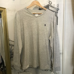 POLO Ralph Lauren one point long sleeve t-shirt