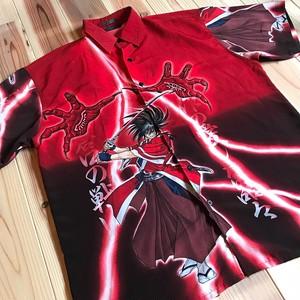 Late 90's MT:2 アニメシャツ 晋作の愛した品々 倉口の戦い DEAD STOCK