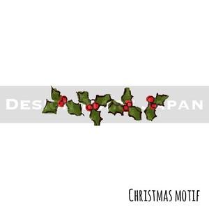 クリスマスモチーフ Christmas motif 0040-I
