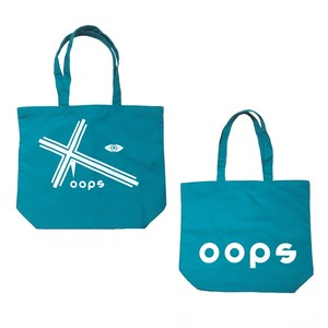 oops BAG PEACOCKBLUE