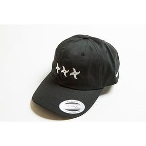 手裏剣CAP(ブラック)
