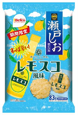 【期間限定】瀬戸の汐揚げ レモスコ風味 12袋