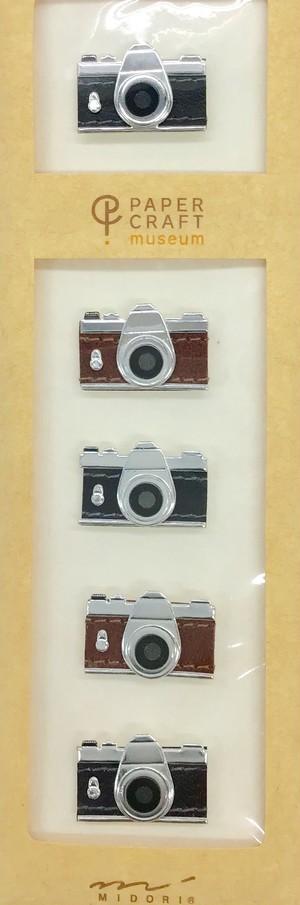 シール PCM モチーフ カメラ柄(82420006)