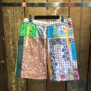 SEVESKIG セヴシグ / EURO BANDANA SHORT PANTS / OTHER