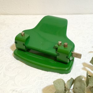 70's Vintage Hole Paper Puncher from FRANCE [OV-1]