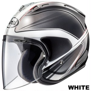 ARAI VZ-RAM WEDGE WHITE
