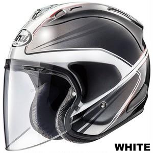 ARAI VZ-RAM WEDGE WHITE
